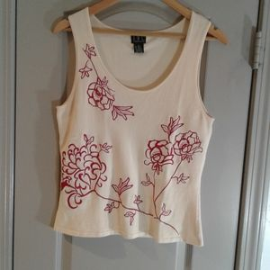 INC Ladies Tank top   Large
